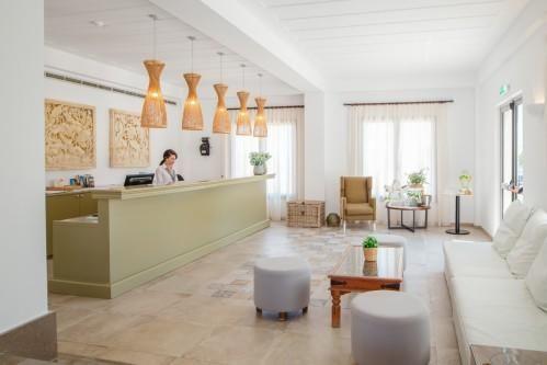St. Elias Resort - Reception
