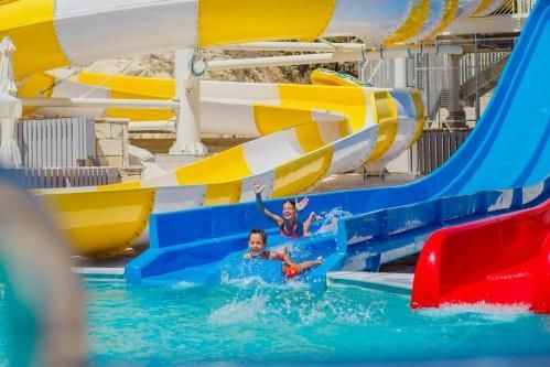 St. Elias Resort - Waterslides
